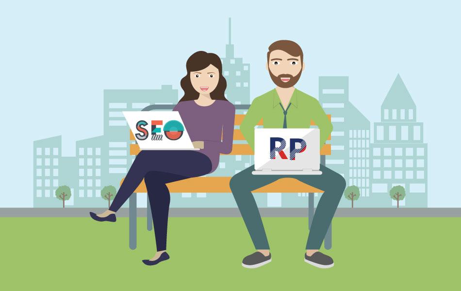 SEO e RP, uma parceria de sucesso