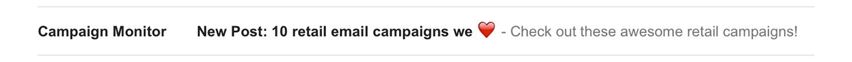 Emoji em email marketing