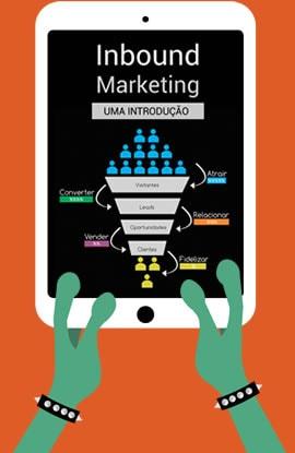 E-book introdução Inbound Marketing - Material Marketing Digital