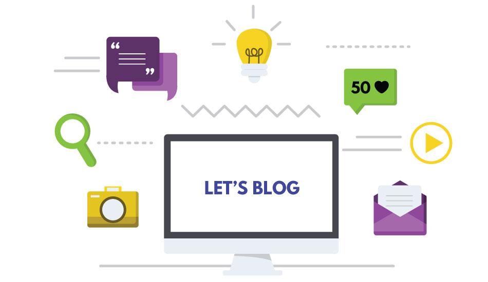 Ter um blog