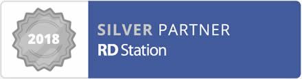 Selo Parceiro Silver RD Station