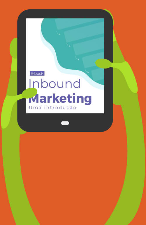 E-book introdução Inbound Marketing - Material Marketing Digital